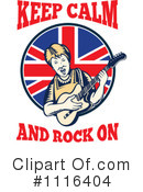 Rock On Clipart #1116404 by patrimonio