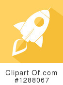 Rocket Clipart #1288067 by Hit Toon