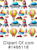 Rocket Clipart #1466118 by Graphics RF