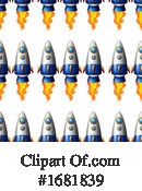 Rocket Clipart #1681839 by Graphics RF
