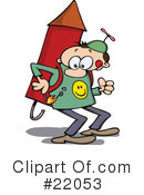 Rocket Clipart #22053 by gnurf