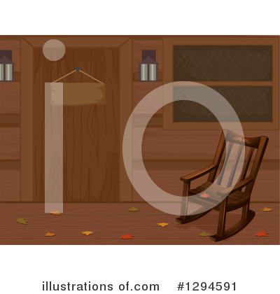 Cabin Clipart #1294591 by BNP Design Studio