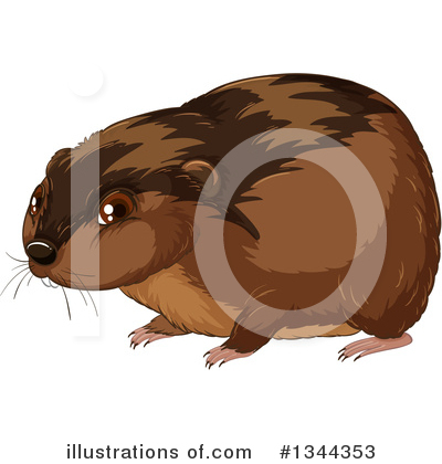 Mouse Clipart #1344353 by Graphics RF