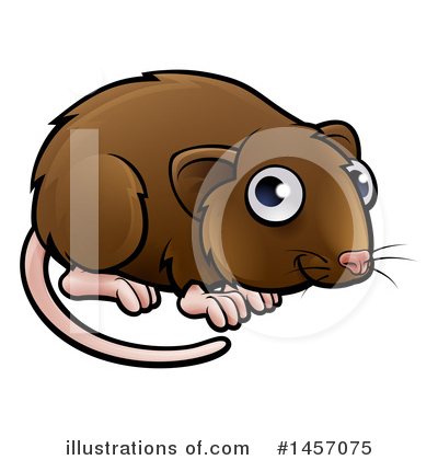 Mouse Clipart #1457075 by AtStockIllustration