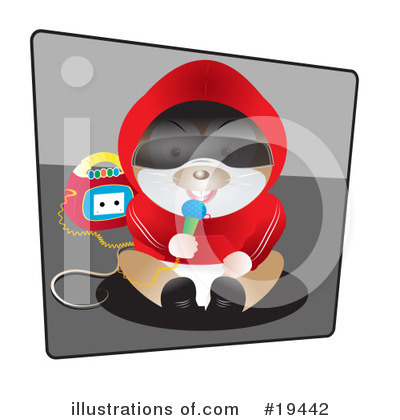 Hamster Clipart #19442 by Vitmary Rodriguez