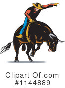 Rodeo Clipart #1144889 by patrimonio