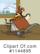 Royalty-Free (RF) Rodeo Clipart Illustration #1144895