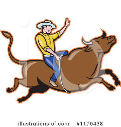 Rodeo Clipart #1170438 by patrimonio
