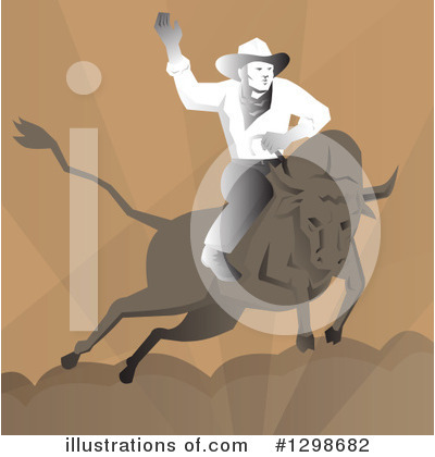 Rodeo Clipart #1298682 by patrimonio
