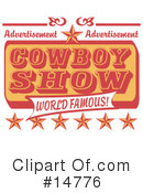 Rodeo Clipart #14776 by Andy Nortnik