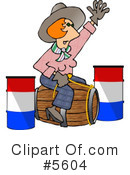 Rodeo Clipart #5604 by djart