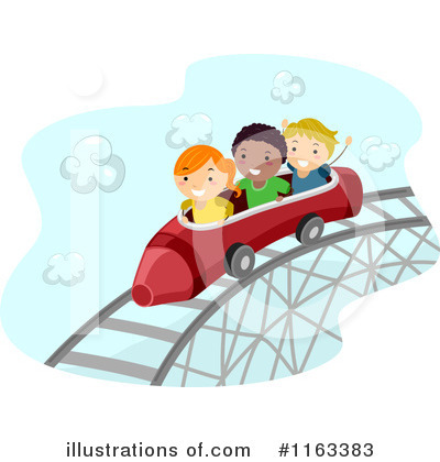 Amusement Park Clipart #1163383 by BNP Design Studio