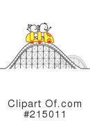 Roller Coaster Clipart #215011 by NL shop