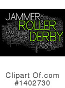 Roller Derby Clipart #1402730 by MacX
