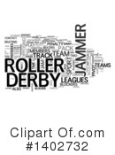 Roller Derby Clipart #1402732 by MacX