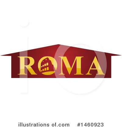 Roman Clipart #1460923 by Domenico Condello