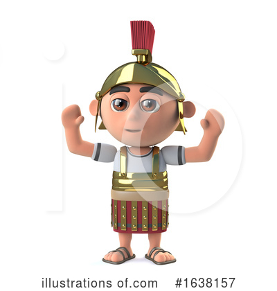 Roman Clipart #1638157 by Steve Young