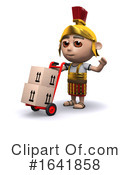 Roman Clipart #1641858 by Steve Young
