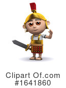 Roman Clipart #1641860 by Steve Young