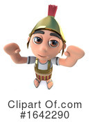 Roman Clipart #1642290 by Steve Young