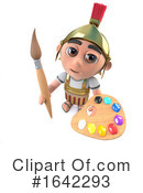 Roman Clipart #1642293 by Steve Young
