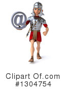 Roman Soldier Clipart #1304754 by Julos
