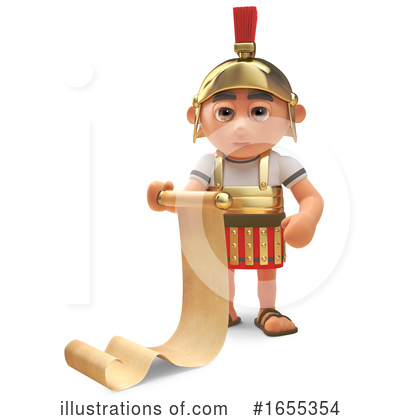Roman Clipart #1655354 by Steve Young