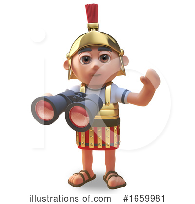 Roman Clipart #1659981 by Steve Young