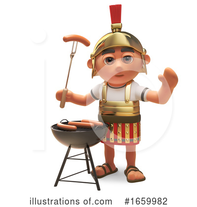 Roman Clipart #1659982 by Steve Young