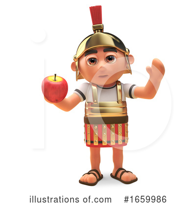 Roman Clipart #1659986 by Steve Young
