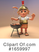 Roman Soldier Clipart #1659997 by Steve Young