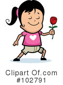 Romantic Clipart #102791 by Cory Thoman