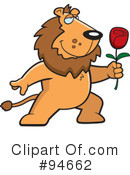 Romantic Clipart #94662 by Cory Thoman