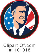 Royalty-Free (RF) Romney Clipart Illustration #1101916