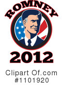 Royalty-Free (RF) Romney Clipart Illustration #1101920