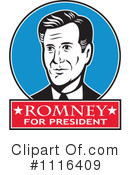 Royalty-Free (RF) Romney Clipart Illustration #1116409
