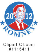 Royalty-Free (RF) Romney Clipart Illustration #1116411