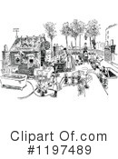 Roof Top Clipart #1197489