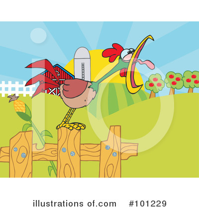 Fencing Clipart #101229 by Hit Toon