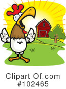 Rooster Clipart #102465
