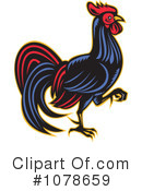 Rooster Clipart #1078659