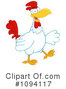Royalty-Free (RF) Rooster Clipart Illustration #1094117