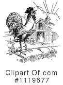 Rooster Clipart #1119677