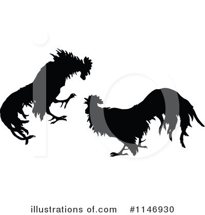 Royalty-Free (RF) Rooster Clipart Illustration #1146930 by Prawny ...