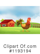 Rooster Clipart #1193194