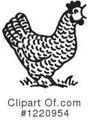 Rooster Clipart #1220954 by Picsburg