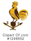 Rooster Clipart #1298552