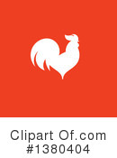 Royalty-Free (RF) Rooster Clipart Illustration #1380404