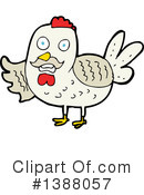 Rooster Clipart #1388057 by lineartestpilot