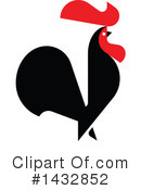 Royalty-Free (RF) Rooster Clipart Illustration #1432852